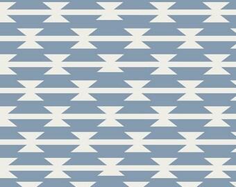 Arizona After - Tomahawk Stripe Cloud - April Rhodes - Art Gallery Fabrics (AZA-7886)