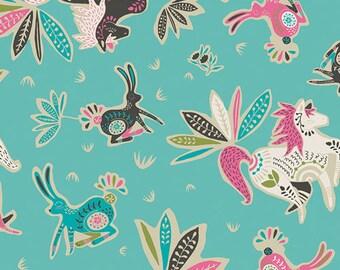 Tallinn - Zirkusbau Candy - Jessica Swift - Art Gallery Fabrics (TAL-75305)
