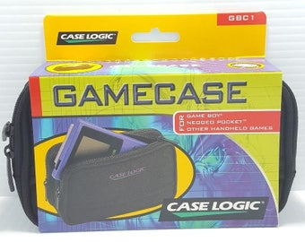 Case Logic Gameboy Color Neo Geo Pocket Case Pouch - NEW