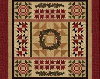 Gooseberry Lane Quilt Kit by Kansas Troubles Quilters for Moda fabrics. KIT9450