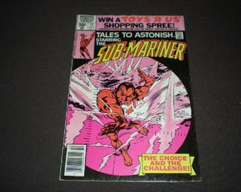 Tales to Astonish 11, 12, 13, 14, (1980/81), Sub-Mariner, Marvel Comics ST