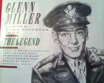 Glenn Miller and The Army Air Force Band - Vinyl LP