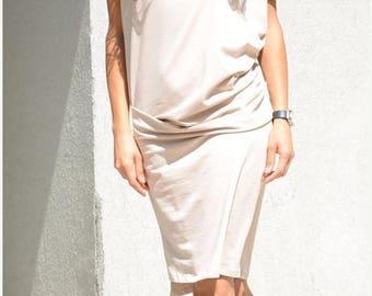 SALE 25% OFF Dress / Asymmetric black dress /  plus size DRESS /