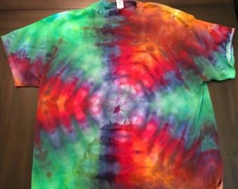 Tie Dye Tee Shirt 2XL