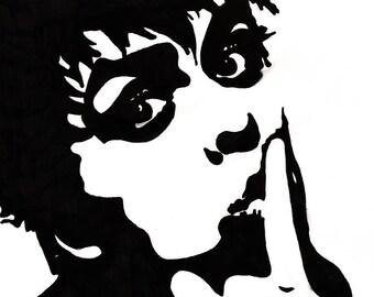 Billy Billie Joe Armstrong Greenday Green Day Punk Patch
