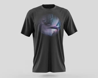 Expecto Patronum T-Shirt Design from the Harry Potter Universe where Harry Fights off the Dementors  Away from the Prisoner of Azkaban