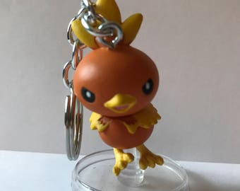 Pokemon Keychain - Torchic