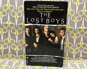 The Lost Boys by Craig Shaw Gardner Paperback Book Movie Tie-In