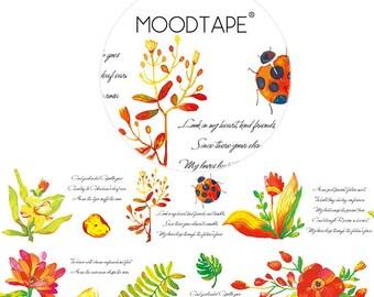 Rainforest Washi tape