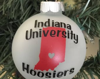 Indiana University Ornament