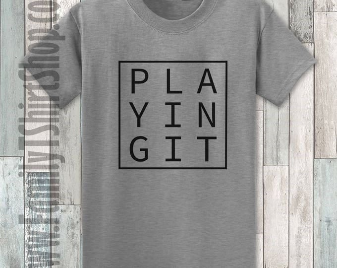 Playing It T-shirt