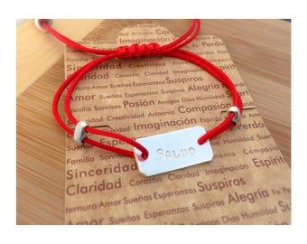 Custom bracelets Silver 925