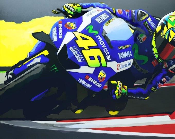 Round 7: MotoGP Catalunya, Valentino Rossi