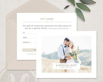 Photography gift certificate template for professional wedding photography gift certificate template photography gift certificate template photoshop template for photographers yelopaper Image collections