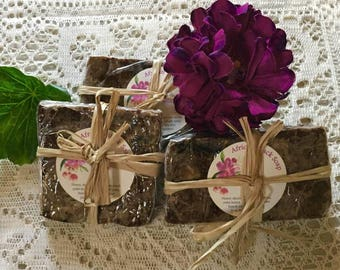 Traditional African Black Soap