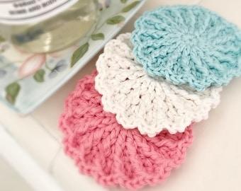 The Dahlia Rug Pattern Flower Rug Crochet Nursery Bath