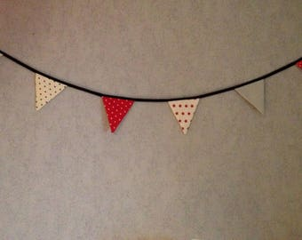 6 Bunting for children or babies room