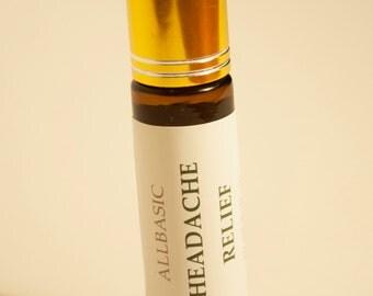 Headache Essential Oil Roll-On, 10 ml