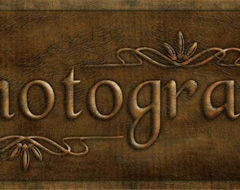 """Digital Clipart """"Photographs"""" for signs, labels, wood, boxes, books etc"""