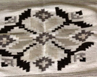 Zapotex Indian Table Runner, Wall Hanging or Pillows