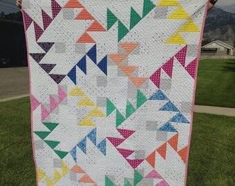 Pacific Crib/Lap Quilt