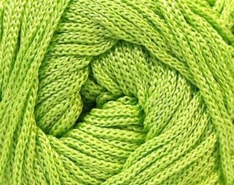 400 gr Macrame Cord, Green Macrame Rope, 3mm Jewelry Cord, Macrame Twine, Polyester Cord, Macrame Supplies