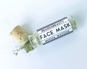 Mucha Matcha Face Mask