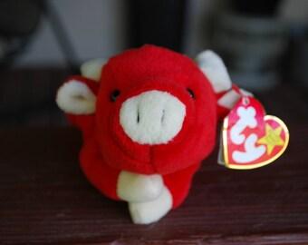 Beanie Baby Original - Snort the Bull