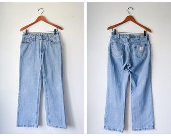 90s Carhartt boyfriend jeans | Size 28