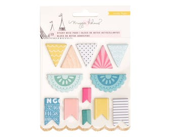 Maggie holmes carousel sticky note set