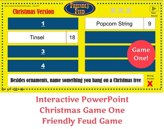 family feud questions and answers printable sheer nonsense