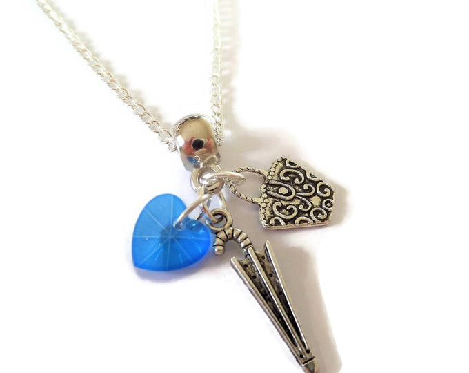 poppins jewellery, poppins jewelery, mary poppins gift, spoonful sugar, love to laugh, chimney sweep, poppins necklace, charm necklace