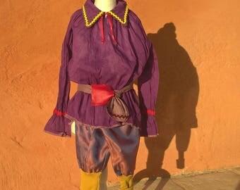"Kids costume Pirate ""Pirate King"""