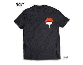 Naruto - Double Sasuke Uchiha Fan Shirt