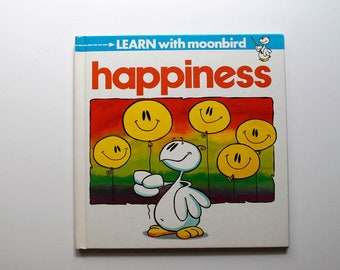 Rare Happiness Learn with Moonbird Book 1983