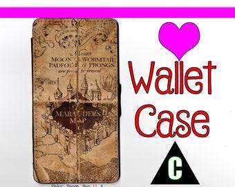 Harry Potter Samsung Galaxy S7 case - Harry Potter Samsung Galaxy S7 wallet case - Samsung Galaxy S7 case - Samsung Galaxy S7 wallet case