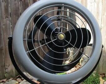 Vintage Vornado B38C-2 electric fan