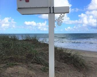 Gecko Lizard Corner/Mailbox Bracket - Small X1