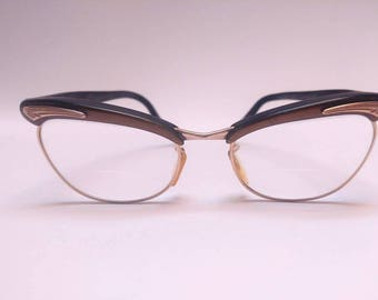 Vintage Rodenstock Tanja cateye glasses 60s frame