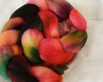 CC17/163 Handdyed Merino Wool Tops