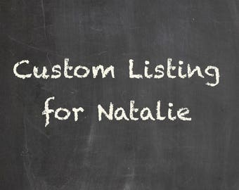 """24"""" Custom Lake Sign for Natalie Distressed Gray, Nautical White Rope with Ancor"""