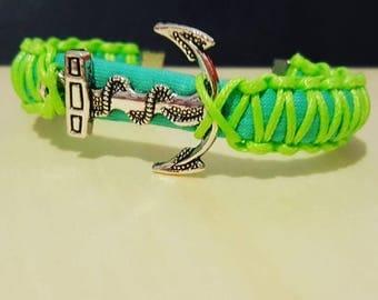 Bracelet * anchor *.