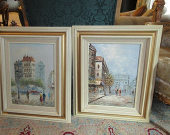 FRENCH ORIGINAL PAINTINGS