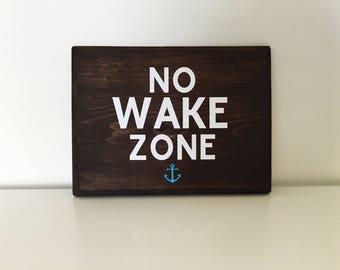 No Wake Zone Etsy