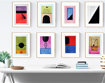 abstract painting bookside painting,  colorful painting multicolor