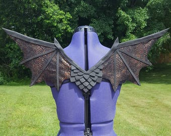 Shimmering Scales Dragon wings