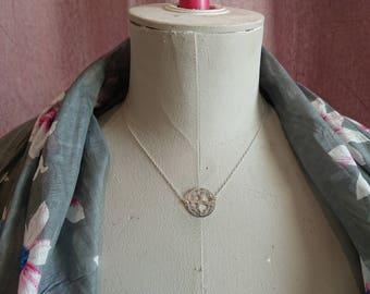 Silver 925 Heart Locket necklace