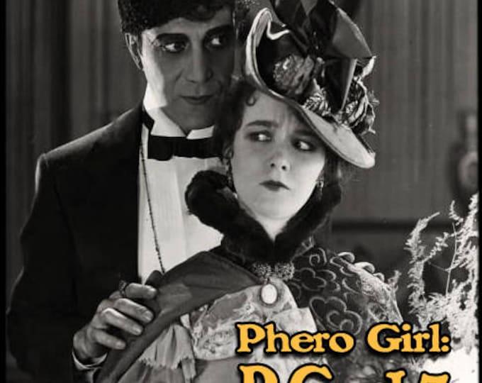 Phero Girl: PG-17 - Halloween 2017 Collection - Pheromone Enhanced Perfume for Women - Love Potion Magickal Perfumerie