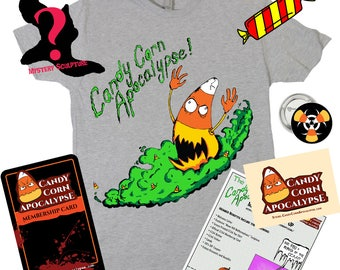 Deluxe Halloween Club Membership Pack: Candy Corn Apocalypse Army