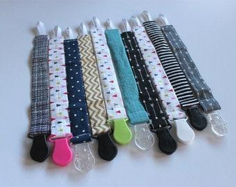 Pacifier Clip    Toy Leash